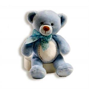 Gund Light Blue Teddy Bear
