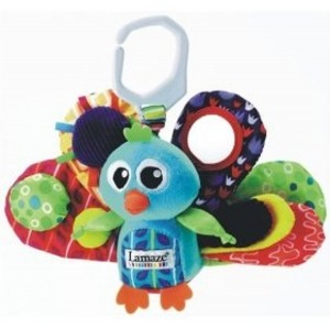 Lamaze Peackock Toy